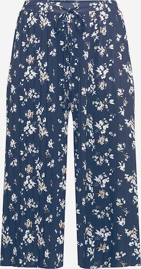 ABOUT YOU Curvy Pantalon 'Viviana' en bleu foncé, Vue avec produit