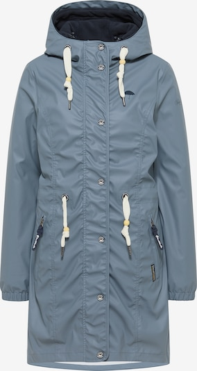 Schmuddelwedda Between-Seasons Coat in Dusty blue, Item view