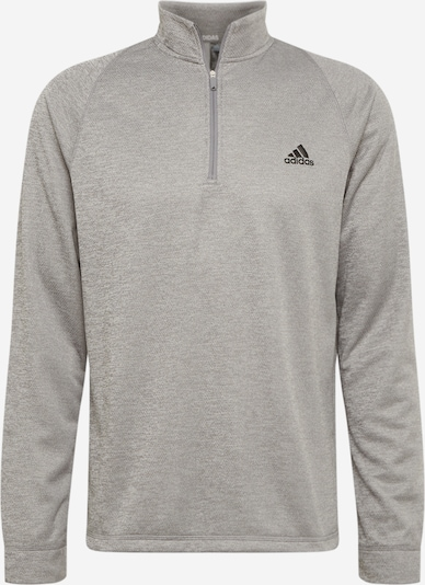 adidas Golf Sport-Sweatshirt in hellgrau, Produktansicht