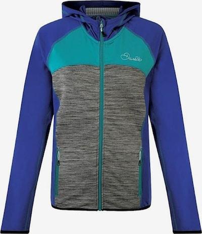 DARE 2B Jacke 'Courtesy II CrStr' in blau / türkis / graumeliert, Produktansicht