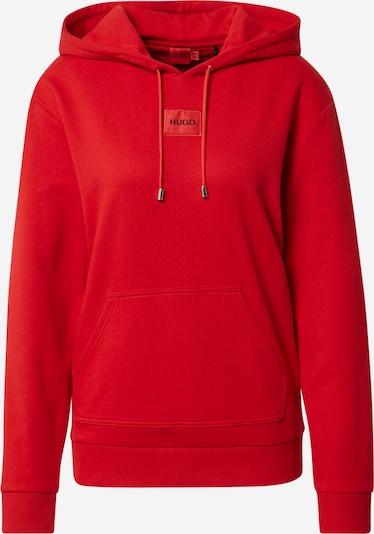 HUGO Μπλούζα φούτερ 'Dasara' σε κόκκινο, Άποψη προϊόντος