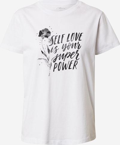 Mavi T-Krekls 'SELF LOVE' melns / balts, Preces skats