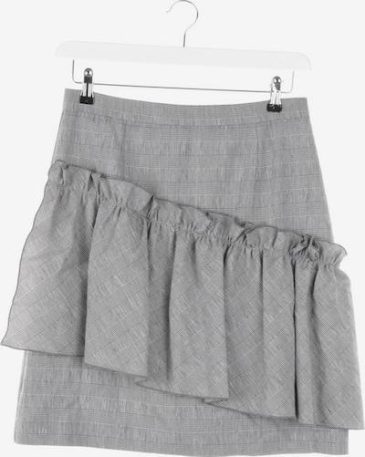 D-Exterior Skirt in M in Black / White, Item view