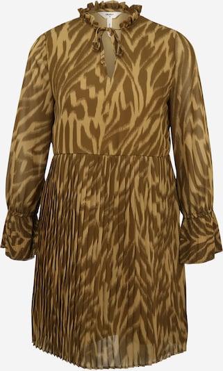 OBJECT (Petite) Kleid 'ZANIA' in gelb / khaki, Produktansicht