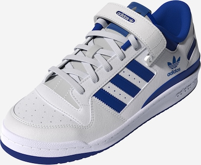 ADIDAS ORIGINALS Sneakers 'Forum' in Royal blue / White, Item view