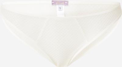 blush Lingerie Kalhotky 'Tanga' - bílá, Produkt