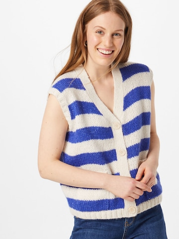Lollys Laundry Vest 'Celine', värv sinine