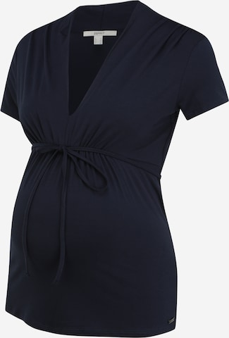 Esprit Maternity Tričko - Modrá
