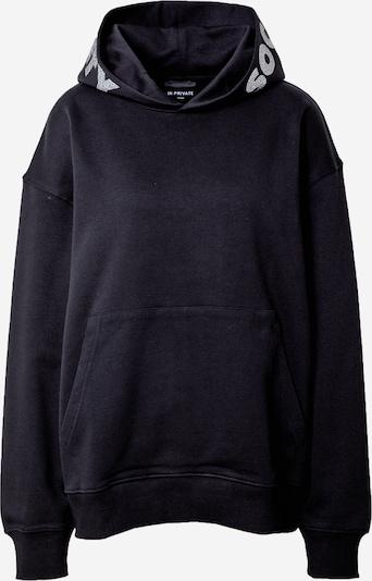 IN PRIVATE Studio Sweatshirt in schwarz, Produktansicht