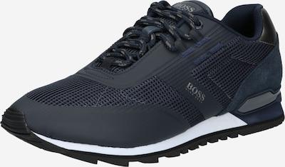 BOSS Casual Sneaker low 'Parkour' i navy, Produktvisning