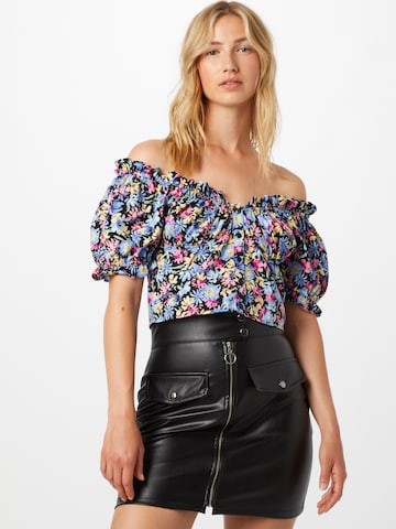 Gina Tricot Blouse 'Matilda' in Mixed colors