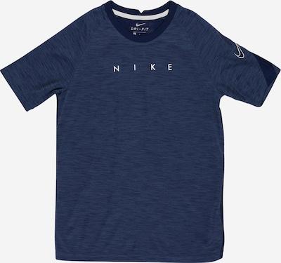 NIKE Sportshirt 'Academy' in dunkelblau, Produktansicht