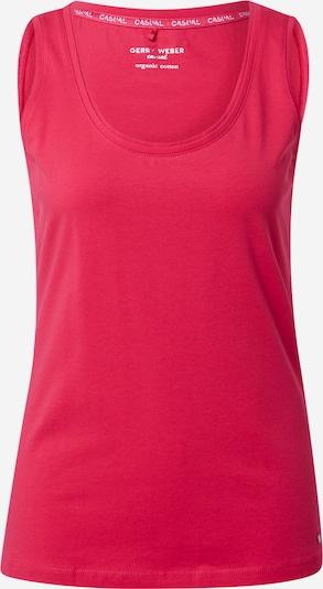 GERRY WEBER Top in pink, Produktansicht