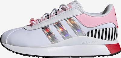 Sneaker bassa 'Andridge' ADIDAS ORIGINALS di colore rosa / rosso / nero / bianco, Visualizzazione prodotti
