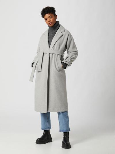 LeGer by Lena Gercke Prijelazni kaput 'Melisa' u siva melange, Prikaz modela