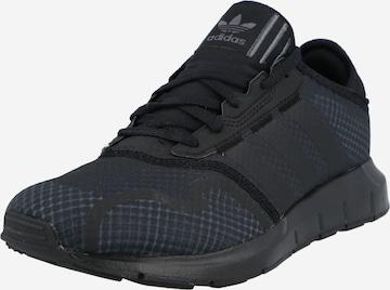 Baskets basses ADIDAS ORIGINALS en noir