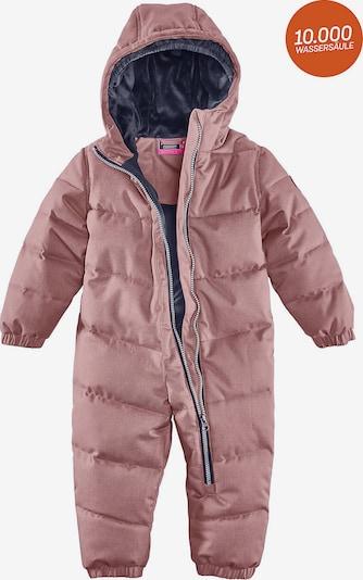 KILLTEC Hose mit Oberteil Karter Mini Schneeanzüge in rosa, Produktansicht