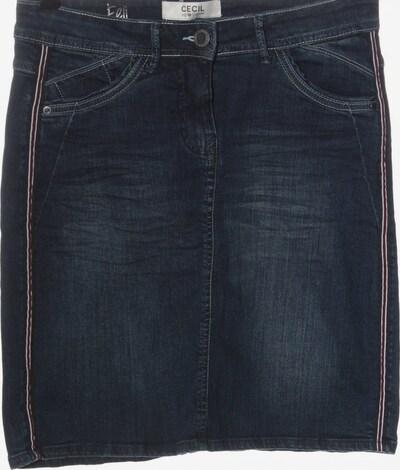 CECIL Jeansrock in M in blau, Produktansicht