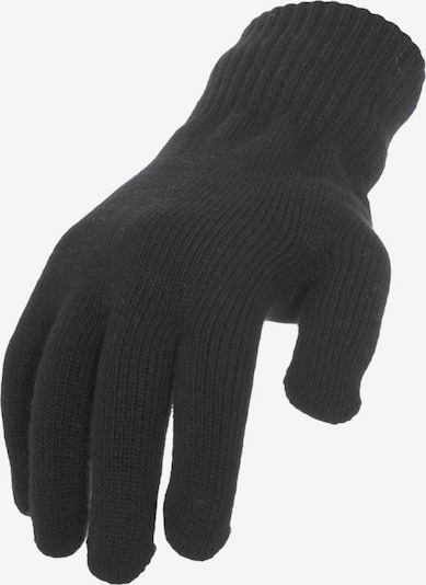 Urban Classics Wanten ' Knitted Gloves ' in de kleur Zwart, Productweergave