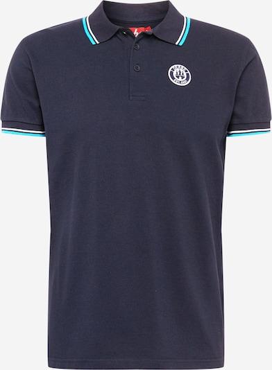 Derbe Shirt in marine / hellblau / weiß, Produktansicht