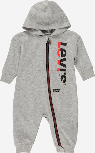 LEVI'S Dungarees in Grey / Light red / Black, Item view