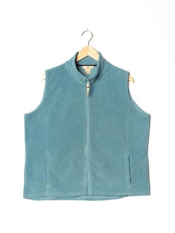 Woolrich Vest in XXL-XXXL in Blue