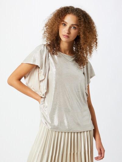 Dorothy Perkins Shirt in de kleur Zilver: Vooraanzicht