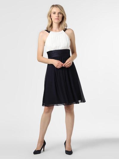 Marie Lund Kleid in schwarz / weiß, Modelansicht