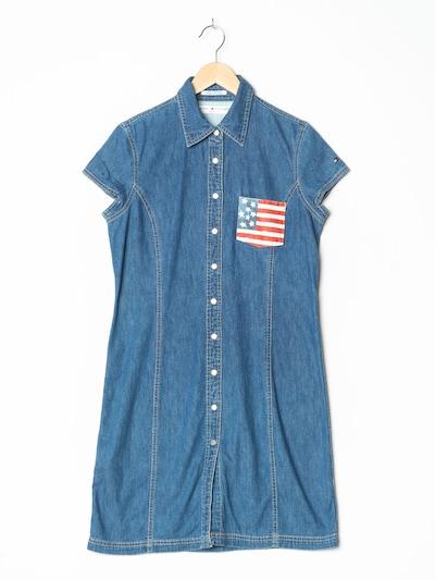 TOMMY HILFIGER Kleid in M in blue denim, Produktansicht