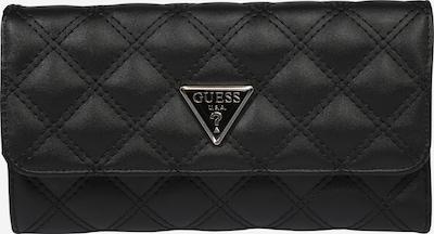 GUESS Portemonnaie 'CESSILY' in schwarz, Produktansicht