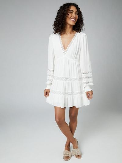 Guido Maria Kretschmer Collection Kleid 'Paula' in weiß, Modelansicht
