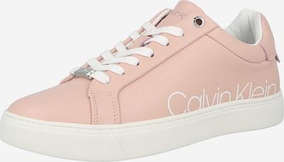 Calvin Klein Sneaker in rosa / weiß, Produktansicht