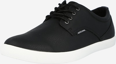 JACK & JONES Sneaker 'JFWNIMBUS PU MIX ANTHRACITE' in schwarz, Produktansicht