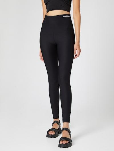 Hoermanseder x About You Leggings 'May' in Black, View model