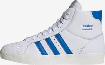 ADIDAS ORIGINALS Sneaker ' Basket Profi  ' in royalblau / weiß, Produktansicht