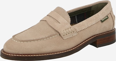Barbour Beacon Slipper 'Blenheim' i beige, Produktvisning