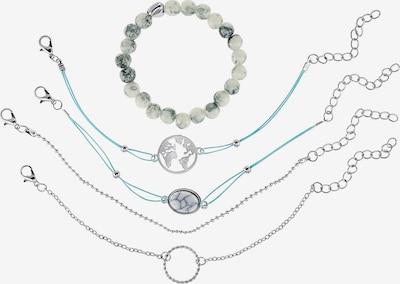 Heideman Sieraden set in de kleur Zilver, Productweergave