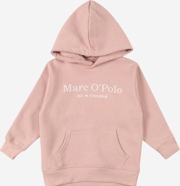 Marc O'Polo Junior Sweatshirt in Pink