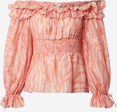 Camicia da donna River Island di colore arancione / arancione chiaro, Visualizzazione prodotti