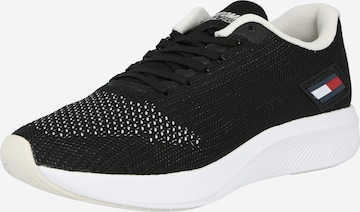 Tommy Sport Athletic Shoes in Black