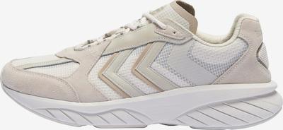hummel hive Sneaker in beige / weiß, Produktansicht