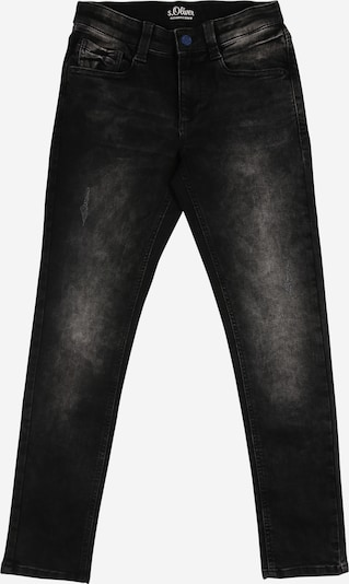 s.Oliver Junior Jeans in black denim, Produktansicht