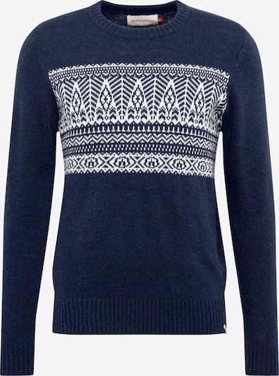 Megztinis iš Revolution , spalva - tamsiai mėlyna / balkšva, Prekių apžvalga