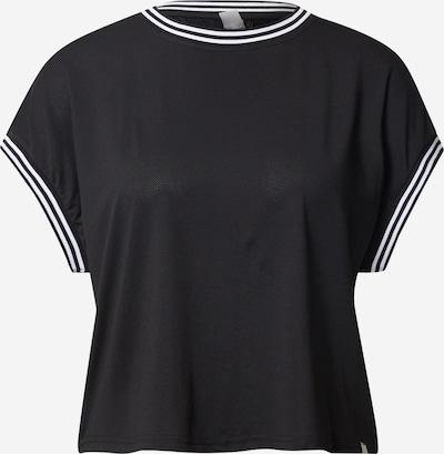 ONLY PLAY Sporta krekls 'Ady' melns, Preces skats