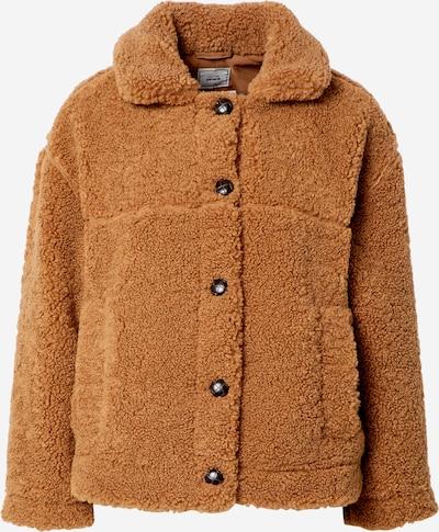 Pimkie Teddyfell-Jacke in braun, Produktansicht