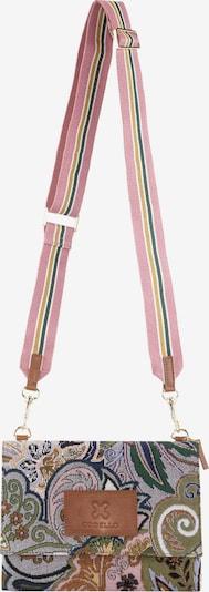 CODELLO Crossbody Bag in Brown / Light grey / Light pink / Black / White, Item view