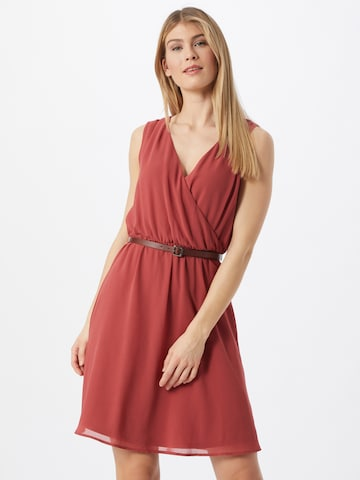 ABOUT YOU Dress 'Ronja' in Red