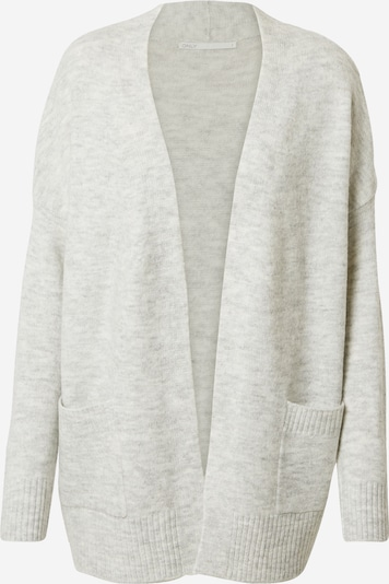 ONLY Плетена жилетка 'Simone' в светлосиво, Преглед на продукта