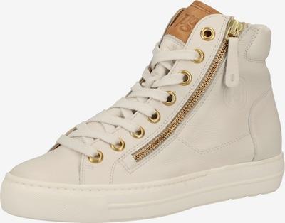 Paul Green Sneaker in karamell / weiß, Produktansicht