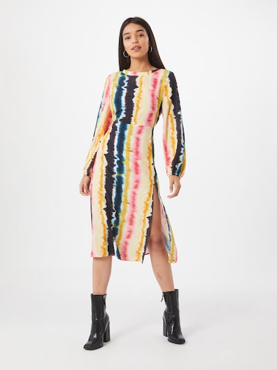 GLAMOROUS Šaty - mix barev, Model/ka